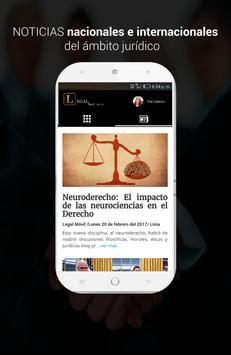 Legal Movil screenshot 3