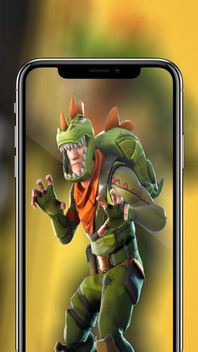 T rex legendary fortnite skin tricks apk - Rex from fortnite ...