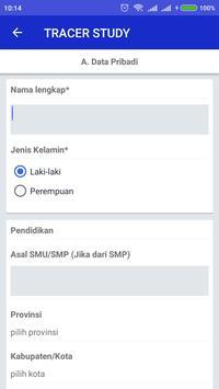 Tracer Study Poltekpel Surabaya screenshot 2