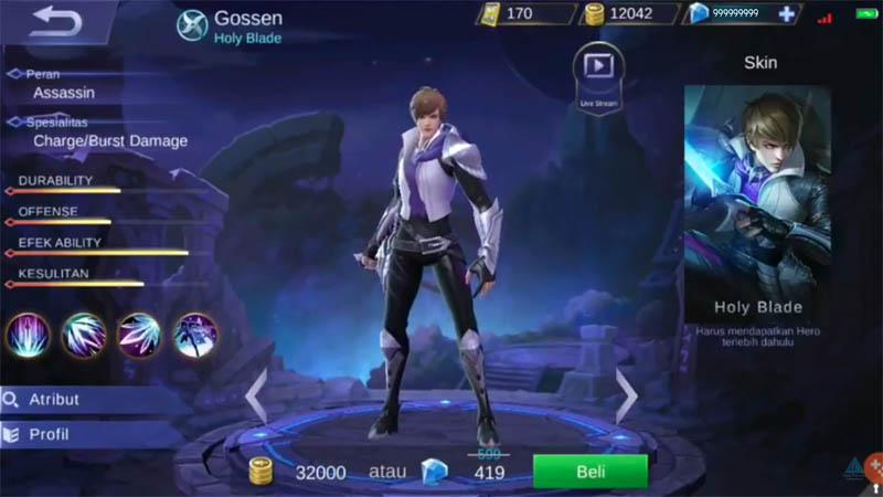 Free Mobile Legends Diamonds Coins Tricks For Android Apk Download