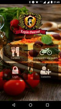 Legião Gourmet poster