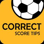 Legit Correct Scores icon