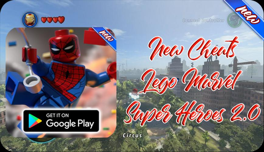 Top LEGO Marvel SUPER HEROES 2 New Lego Games tips for Android - APK ...