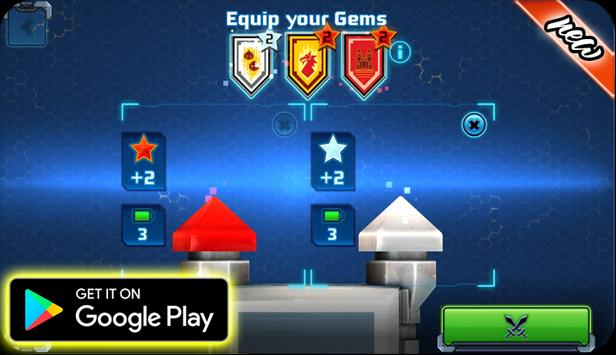 LEGUIDE LEGO NEXO KNIGHTS MERLOK 2.0 NEW LEGO GAME for Android - APK ...