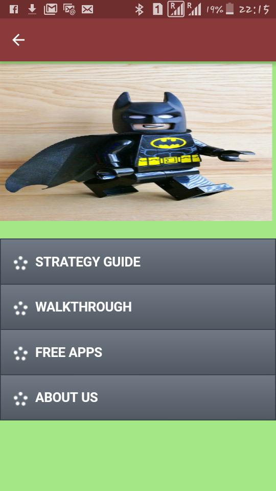 Guide LEGO Batman 3 for Android - APK Download