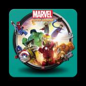 Puzzle LEGO Marvel Heroes icon