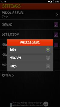 Puzzle Naruto apk screenshot