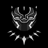 Puzzel Black Panther icon