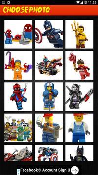 Puzzel Lego Toys apk screenshot