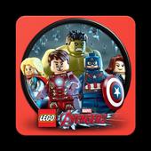 Puzzle Lego Avangers icon