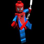 Puzzel Lego Spiderman icon