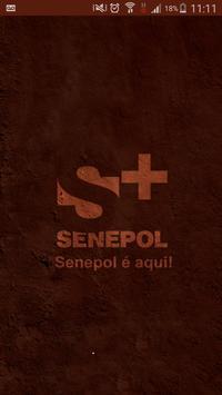 Aplicativo da S+ Senepol poster