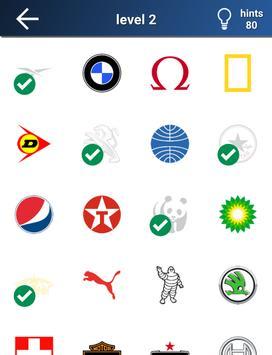 Quiz: Logo game apk screenshot