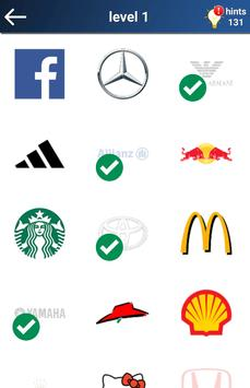 Quiz: Logo game स्क्रीनशॉट 4