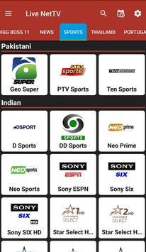 Live NetTV screenshot 4
