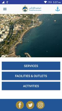 Royal Yacht Club of Jordan - RYCJ screenshot 4