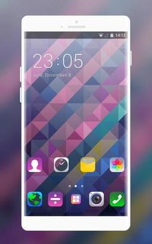 Abstract Shape Theme for Lenovo K5 Note poster