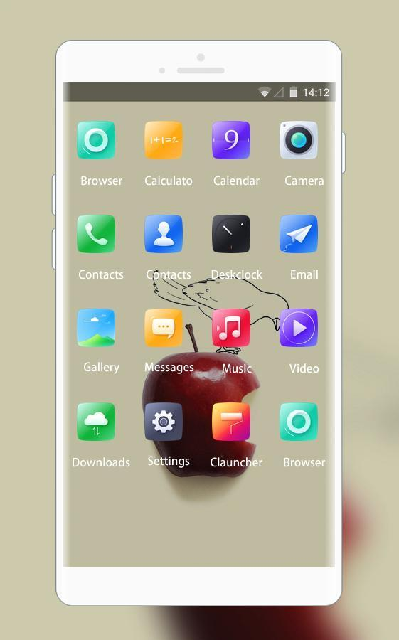 Theme for Lenovo K6 Note: apple Wallpaper HD for Android - APK Download