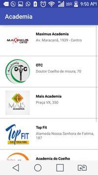 Guia Oliveira screenshot 2