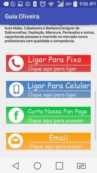 Guia Oliveira screenshot 5