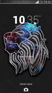 Zodiac Theme - Leo poster