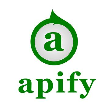 Apify poster