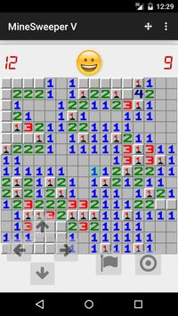 MineSweeper with Virtual Dpad poster
