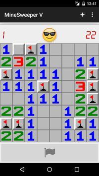 MineSweeper with Virtual Dpad screenshot 1