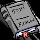 Frasi Famose icon