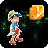 adventure Pinnochio in the island icon