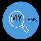 My Lens icon