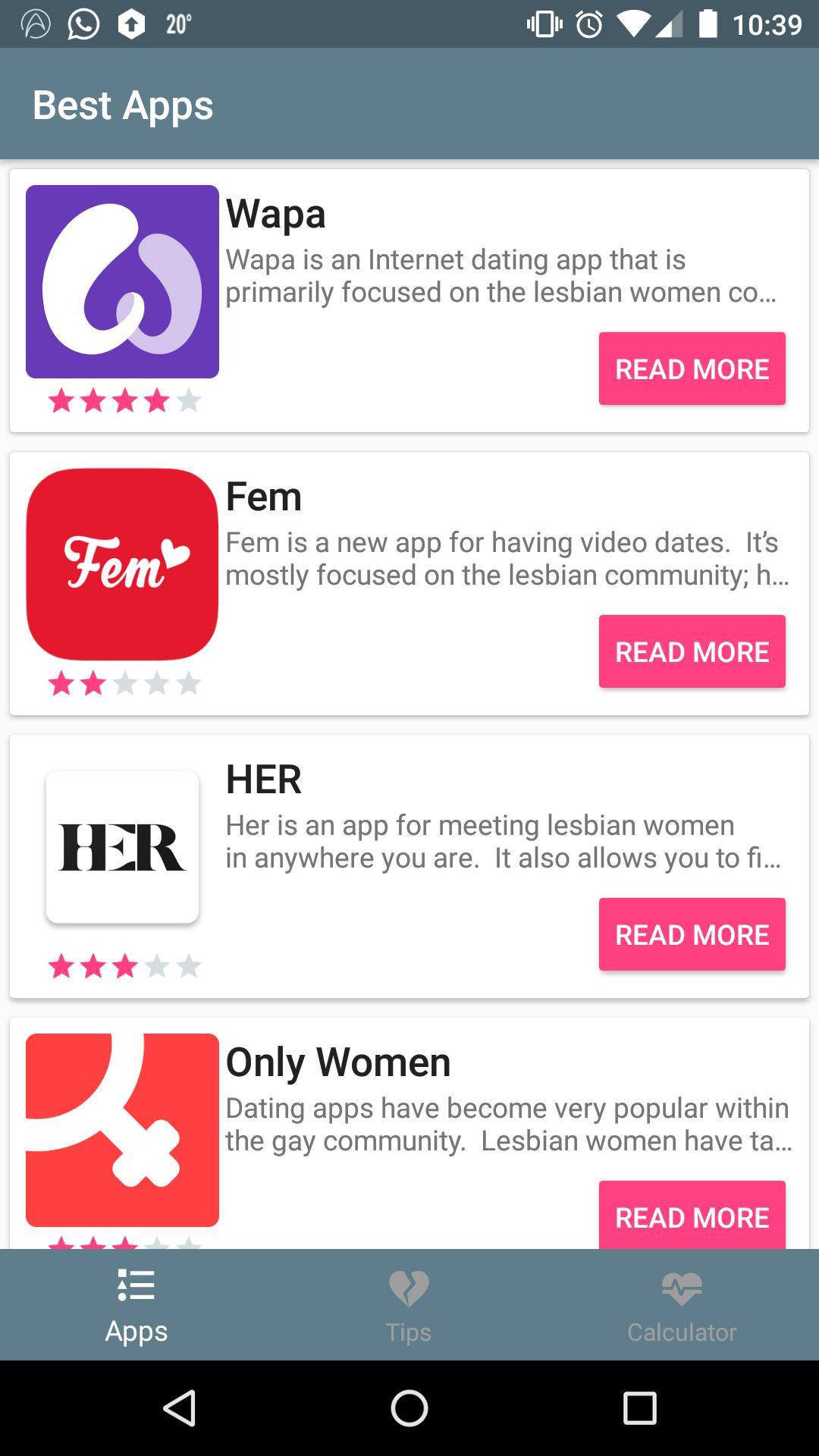 Bisexuelle Dating-Apps für Android Was auf Profildatierung online zu schreiben
