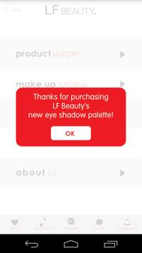LFBeauty Goes Digital apk screenshot