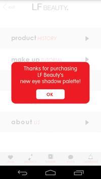 LFBeauty Goes Digital screenshot 1