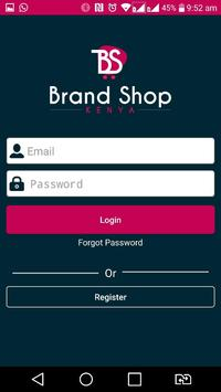 Brandshop Kenya screenshot 1