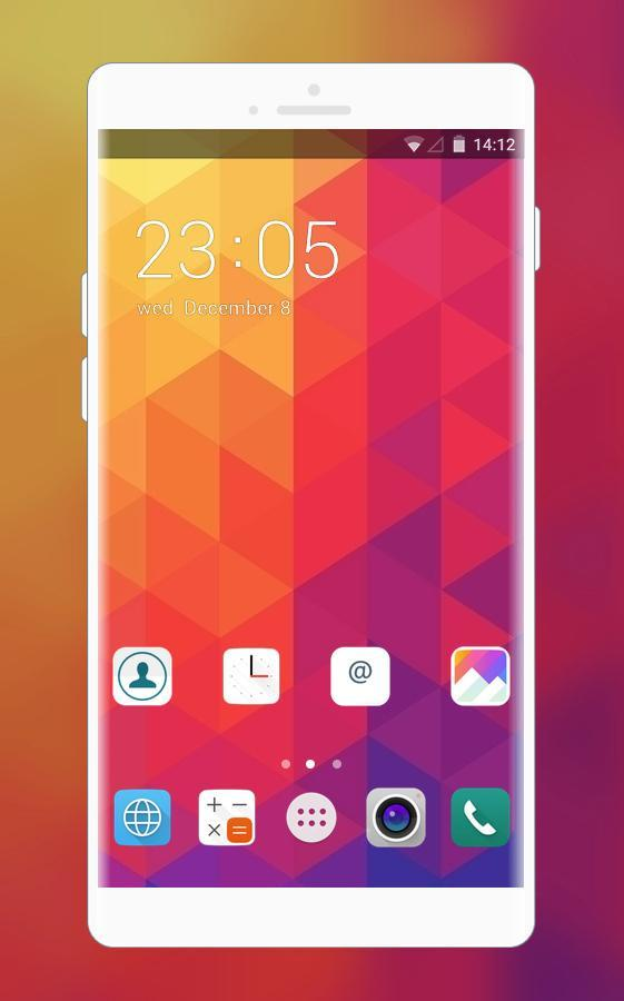 Theme for LG Leon LTE HD poster