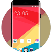 Theme for LG K4: Abstract Skins icon