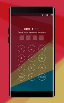 Theme for LG K4: Abstract Skins screenshot 2