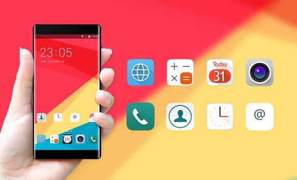 Theme for LG K4: Abstract Skins screenshot 3