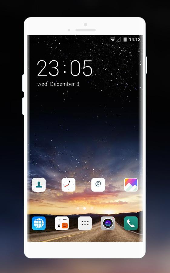 Theme for LG Ray HD poster