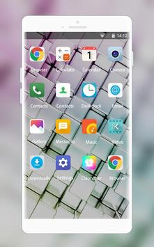 Abstract Theme for LG V30+ Hi-tech Wallpaper screenshot 1
