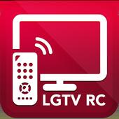 Remote Control For LGTV icon