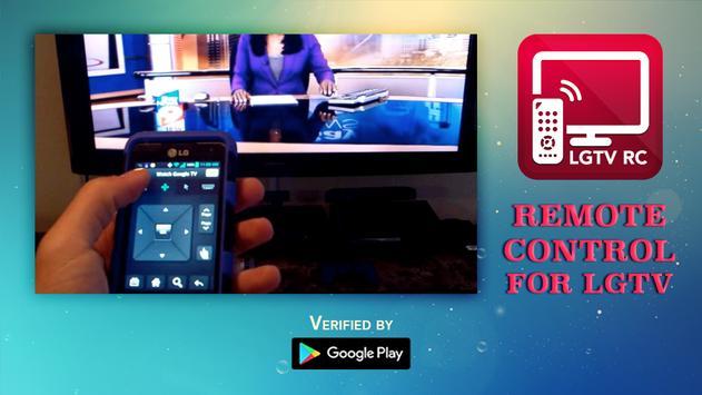 Remote Control For LGTV apk screenshot