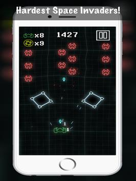 Hardest Space Invaders screenshot 5