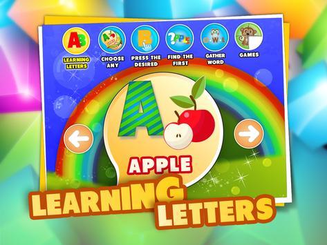 Talking ABC - Alphabet screenshot 8