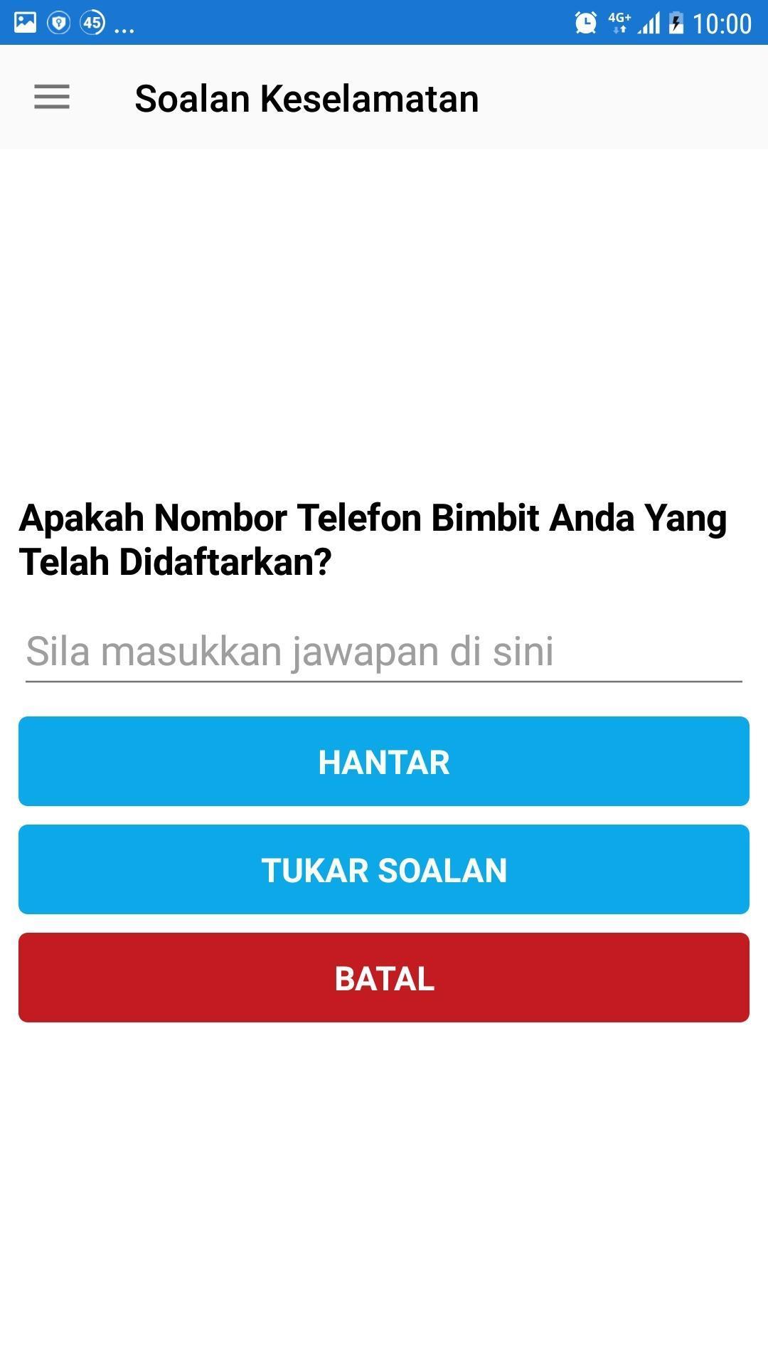 Semakan Bantuan Sara Hidup Rakyat For Android Apk Download
