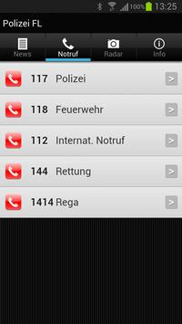 Polizei FL apk screenshot