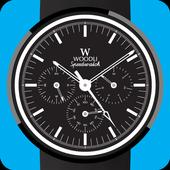 Speed - Round Watch Face icon