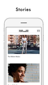 Diane von Furstenberg公式アプリ apk screenshot