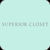 SUPERIOR CLOSET公式アプリ icon
